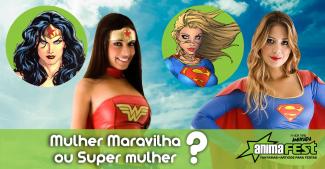 Super Mulher ou Mulher Maravilha